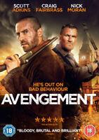 Avengement DVD (2019) Scott Adkins, Johnson (DIR) cert 18 ***NEW*** Great Value
