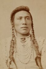 Vintage Framed Print - Native American Indian Medicine Man (Traditional Picture)