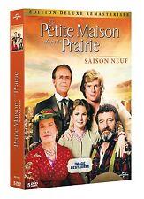 20159//LA PETITE MAISON DANS LA PRAIRIE SAISON 9 IMAGE RESTAUREE COFFRET 5 DVD