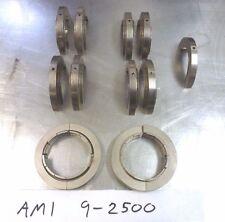 """AMI Orbital Welding Collets { Huge Lot } Weld head 9-2500  2"""" inch"""