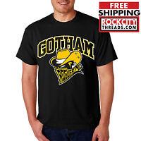GOTHAM CITY ROGUES T-SHIRT Batman Shirt Joker Robin DC Tshirt Comics Dark Knight