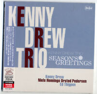 KENNY DREW TRIO-SEASON'S GREETING-JAPAN MINI LP CD Ltd/Ed B50