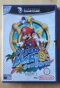 Super Mario Sunshine PAL - GAMECUBE CIB