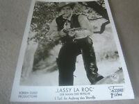 1 AHF - Lassy La Roc, der Mann der Peitsche, 1. Teil