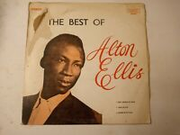 Alton Ellis ‎– The Best Of Alton Ellis - Vinyl LP