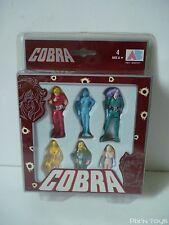 Coffret AB Figurines Cobra / 1982 AB Toys [ Neuf ]