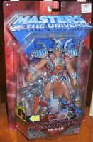 Motu SAMURAI HE-MAN New 2002 200x Masters Of The Universe Mosc New