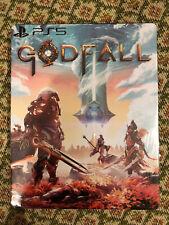Godfalll Steelbook - NEU - Custom - ohne Spiel