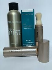 Colorscience Mineral Foundation Brush plus Hydrating Mist full size BONUS
