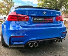 BMW M3 3 Série CS Style Fibre de carbone arrière coffre Aileron-F80-F30-CS Edition