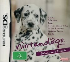 Nintendogs - Dalmatian & Friends, Nintendo DS game, Used