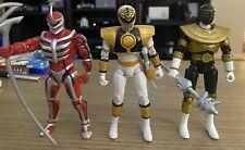Power Rangers Super Legends 3 Figure Set