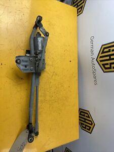 AUDI TT 8J MK2 06-14 FRONT WIPER MOTOR & LINKAGE COMPLETE 8J2955119 8J2910113