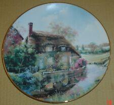 The Hamilton Collection Collectors Plate MURRLE COTTAGE