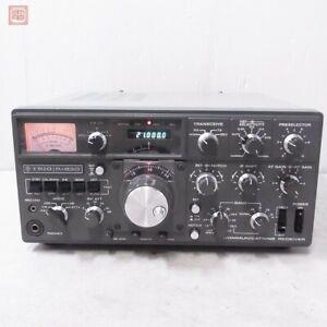 TRIO Kenwood R-820 HF Receiver AM / SSB / CW / RTTY 10-160 m + 5 SW bands 12kg
