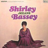 VINYL LP RECORD Shirley Bassey – Shirley Means Bassey
