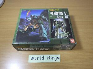 Used Bandai Gundam Chogokin GD-26 MS-06 Mass production type Zaku Figure Japan