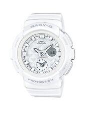 Casio Baby-G * BGA195-7A Studs Anadigi Dial Gloss White Watch COD PayPal