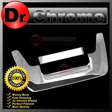 Triple Chrome Plated ABS Tailgate Handle Cover for 04-12 Nissan Frontier Truck