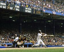1984 WORLD SERIES CHET LEMON DETROIT TIGERS 8x10 GLOSSY PHOTO