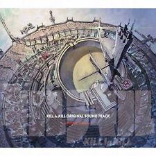 Kill la Kill Music Soundtrack Japanese Cd Kill la Kill