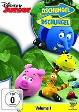 Disney Junior: Dschungel, Dschungel! - Vol. 1 - DVD - NEU/OVP