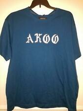 "AKOO ""OLD ENGLISH"" T-Shirt - 3XL -  NWT!"