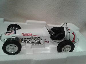 GMP 7621 Rodger Ward No.1 Kaiser Aluminum Special Dirt Champ 1/18