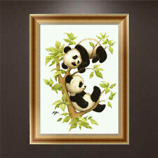 DIY 5D Diamond Painting Panda Baby Embroidery Cross Stitch Craft Home Decor