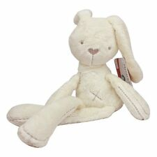 Cute Soft Smooth Bunny Rabbit Sleep Appease Doll Toy Cute Gift For Baby Girls