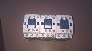 SCHNEIDER - CAD32 BD Contactor JIS-C8201-1-5-1 w/LAD4TBDL JISC8201151 Electric