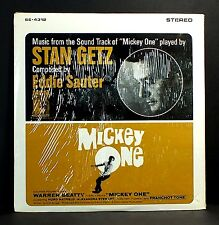 """STAN GETZ  """"Mickey ONE"""" SEALED 1965 US original Archive Master 1st edition"""