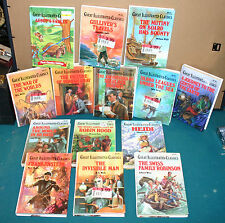 Great Illustrated Classics Books 14 total