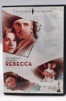 Rebecca:  Premiere Collection (DVD,2008) Very Good