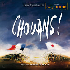 CHOUANS! ~ Georges Delerue CD EXPANDED