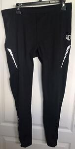 Pearl Izumi Select Tight Mens Black #12111020 Size X Large Cycling Pant Training