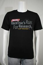 Adult SMALL Race Trac Run For Research Michael J. Fox Foundation T-shirt