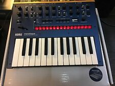 KORG Monologue Analog Monophonic Synthesizer /Mono Synth / Blue  //ARMENS