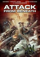 Attack from Beneath [New DVD]
