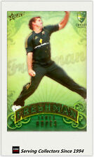 2009-10 Select Cricket Trading Cards Freshman F4 James Hopes