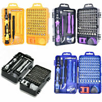 115 in 1 Precision Screwdriver Set Magnetic Electronics Repair Tool for PC Phone