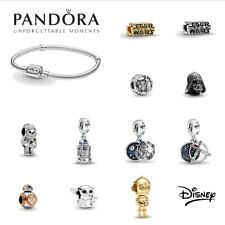 Disney x Pandora Star Wars Collection Charms Authentic Sterling Silver s925