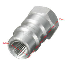 R12 R22 R502 To R134A Quick Conversion Metal Adapter Valve 1/4'' to 8v1