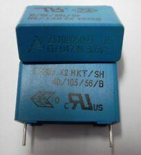 CAPACITOR PHILIPS SENSEO MKT 0,470UF 470K X2 305V HD7811 HD7810 HD7825 HD7826