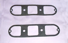 2x GASKETS - Silicon rubber rocker cover, BSA R3 A75 Triumph Trident T150 T160