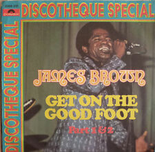 """7"""" 1972 ! JAMES BROWN : Get On The Good Foot // VG+ \"""