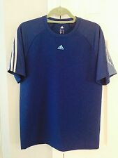 NEW ADIDAS MENS F50 CLIMACOOL SHORT SLEEVE SOCCER TRAINING JERSEY~SMALL~ Z35534