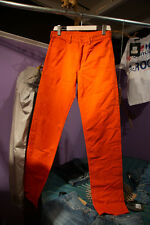 Issey Miyake Pants, Size 1, Color Orange, 100% Cotton, Made in Japan