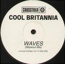 COOL BRITANNIA - Waves - crosstrax