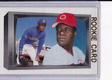 Ken Griffey Jr & Sr 1989 Bowman ROOKIE CARD Baseball RC Reds M's ~NO RES!